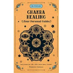 Chakra Healing, your Personal Guide (hc) by Roberta Vernon