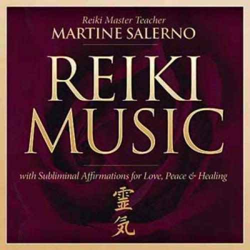 Reiki Music Vol 1 by Martine Salerno