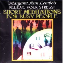 Short Meditations for Busy People by Margaret Ann Lembo